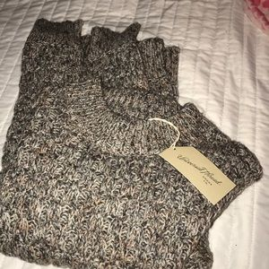 NWT Gray turtle neck sweater